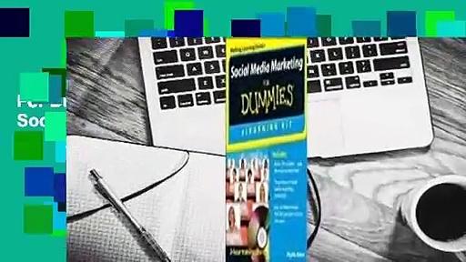 Social Media Marketing eLearning Kit For Dummies  For Kindle  Full E-book  Social Media