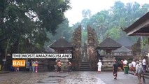 The Most Amazing Island: Bali