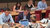 Commission des affaires économiques : Rapport d'information Tourisme ; M. Mickael Nogal - Louer en confiance - Mercredi 24 juillet 2019