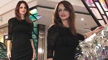 Sussanne Khan's beautiful look in black dress; Watch Video | Boldsky