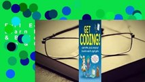 Full E-book Get Coding!: Learn Html, CSS & JavaScript & Build a Website, App & Game  For Online