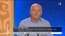 Invité du journal : Philippe Broveli du groupe Tahiti Beachcomber Sa