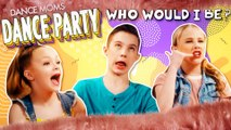 Dance Moms: Dance Party: Compare Me to an OG