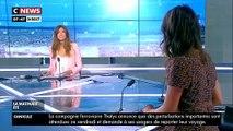 Tour de France : Julian Alaphilippe offre son maillot jaune à un enfant frigorifié