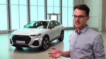 Sitzprobe im Audi Q3 Sportback 2019 | Coupé-SUV ohne Konkurrenz | Weltpremiere