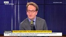 """Affaire Legay : """"Sur les affaires individuelles le parquet est indépendant. Je n'ai pas à m'en mêler"""", déclare Gilles Le Gendre"""