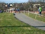 Athlétisme Cross départementaux Château-Gontier 2008