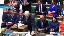 L'Eurozapping du Soir 3 - Brexit : Boris Johnson durcit le ton
