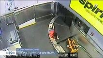 Etats-Unis: Un garçon blessé après un périple sur le tapis roulant d'un aéroport d'Atlanta - VIDEO