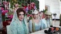 Rangkaian Acara Pernikahan Tania Nadira Digelar hingga 7 Hari 7 Malam
