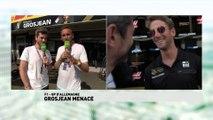 Romain Grosjean menacé dans son écurie ?