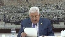 Mahmoud Abbas annonce que l'Autorité palestinienne va cesser de respecter les accord avec Israël