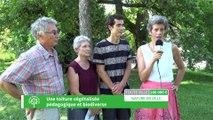 Budget Participatif - Une toiture végétalisée pédagogique et biodiverse