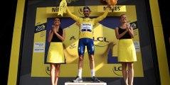 Pour ou contre les hôtesses du Tour de France ? - ZAPPING ACTU HEBDO DU 27/07/2019