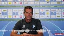 Hinschberger (GF38) : « Bien figurer contre un gros morceau de la Ligue 2 »