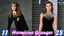 Emma Watson Transformation - From 4 to 28 Years Old