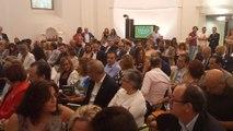 Vara en la presentación de la Memoria Socioeconómica de Extremadura