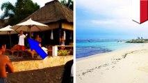 Warga Bali dilarang masuk pantai depan villa, turis ini diusir - TomoNews