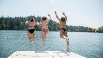 Il lago è tossico ma si tuffano lo stesso per fare boom di like su Instagram: come stanno ora