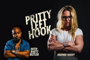 WBO Featherweight Champ Heather Hardy On Claressa Shield's Importance to Boxing