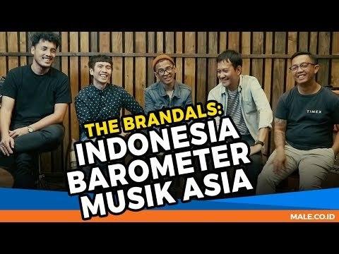 The Brandals: Kita Pernah Ditimpukin Penonton