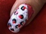 Pink and Pretty ! - Leopard Print - Nail Polish Designs!