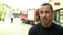 Julien, pompier dans les Bouches-du-Rhône, témoigne des violences qu'il subit