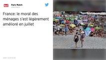 France : Le moral des ménages s'améliore très légèrement en juillet