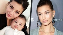 Hailey Baldwin Has Baby Fever After Watching Cute Videos Of Stormi Webster