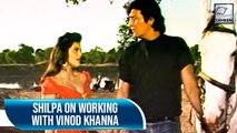 Dharam Movie On-Location   Vinod Khanna, Shilpa Shirodkar   Flashback Video