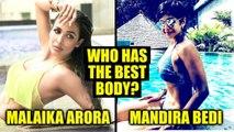 Malaika Arora Vs Mandira Bedi | 45+ Women giving Fitness Goal to Newbies Sonakshi sinha