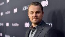 Leonardo DiCaprio shows no signs of stopping