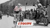 Aux origines du maillot à pois - Cyclisme - Tour de France