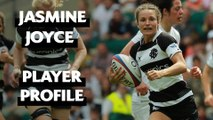 Jasmine Joyce | From Wales to Barbarians