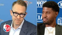 Paul George's trade to the Clippers wasn't mutual - Thunder GM Sam Presti - NBA on ESPN
