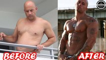 Vin Diesel Training and Workout For Fast and Furious 9 -P1