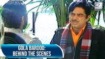 Gola Barood: Behind The Scenes   Shatrughan Sinha, Kimi Katkar   Flashback Video