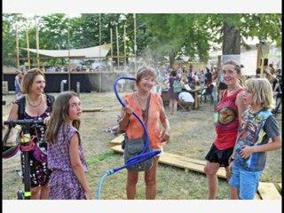 Chalon-sur-Saône : de l'eau au moulin du festival Chalon dans la rue