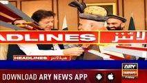 Headlines ARYNews 1600 26 July 2019