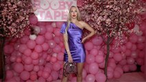 """Christine Quinn """"Booby Tape"""" USA Launch Party Pink Carpet"""