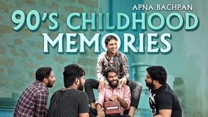 Apna Bachpan - 90' childhood memories || Kiraak Hyderabadiz