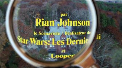 À COUTEAUX TIRÉS - Bande annonce du film de Rian Johnson