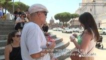 Heatwave hits Italian Capital
