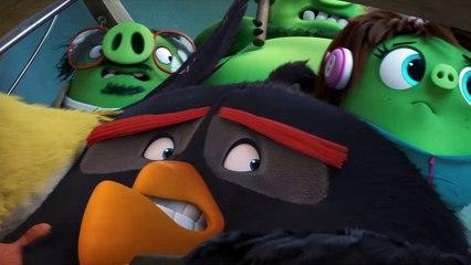 ANGRY BIRDS 2 DER FILM - Clip -Schlüsselkarte