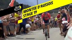 Montée d'Aussois - Étape 19 / Stage 19 - Tour de France 2019