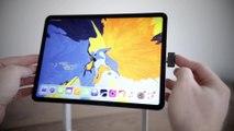 Présentation du  MagicDock pour iPad Pro