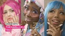 Unique BFFs: The Harajuku trio