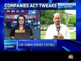 Lok Sabha passes Companies Amendment Bill