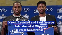 The Clippers New Star Players Are Here