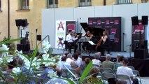 """Joseph Haydn : Quatuor à cordes en ut majeur op. 76 n° 3 """"L'Empereur"""" (Quatuor Akos)"""